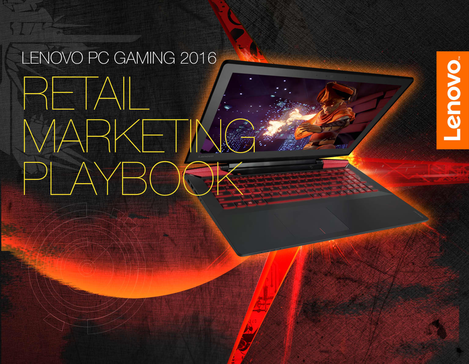 Lenovo Gaming Products Launch