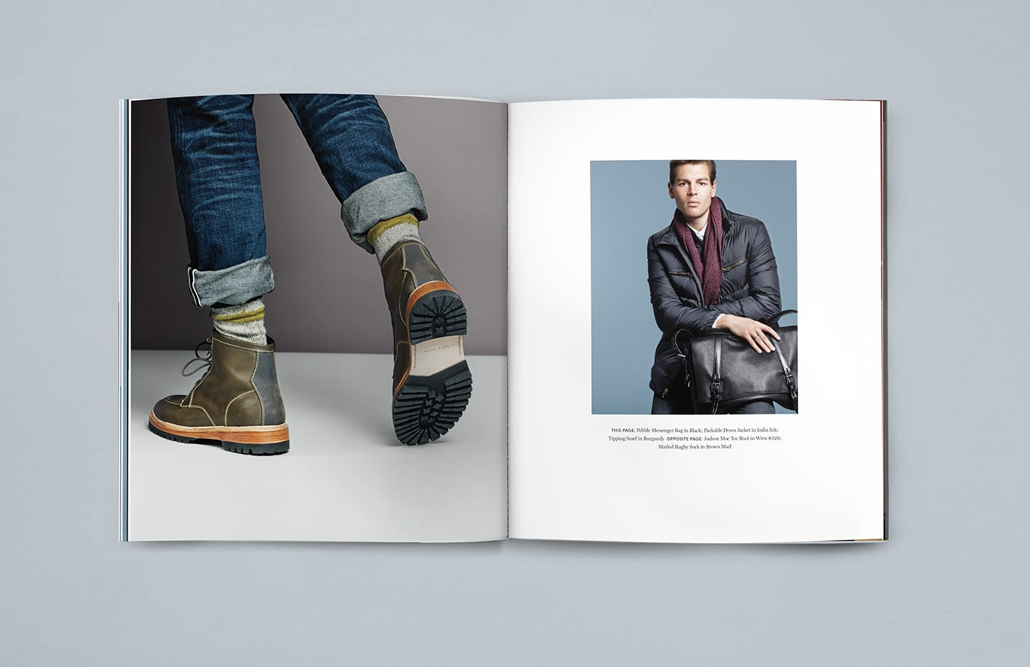 Cole Haan F/W14 Lookbook