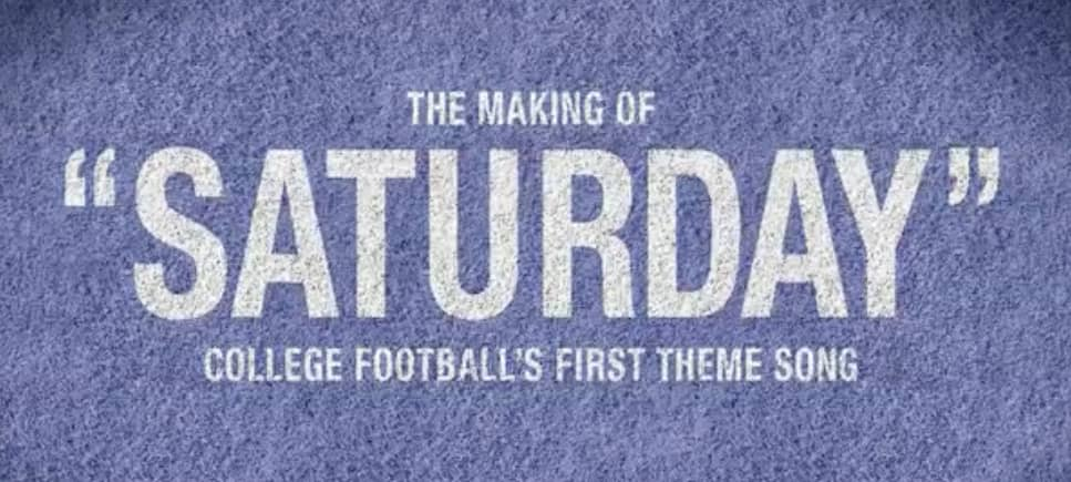 College Football's Theme song