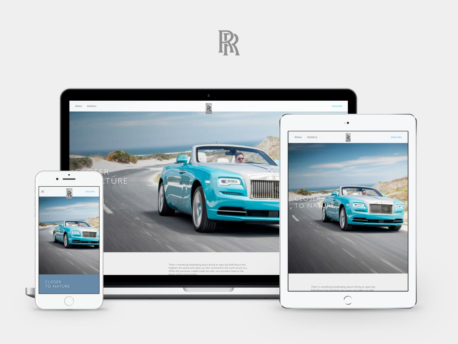 Rolls-Royce | Website