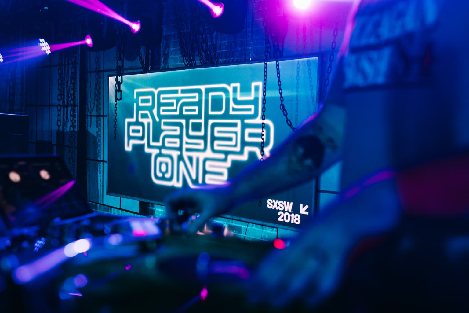 Ready Player One at SXSW