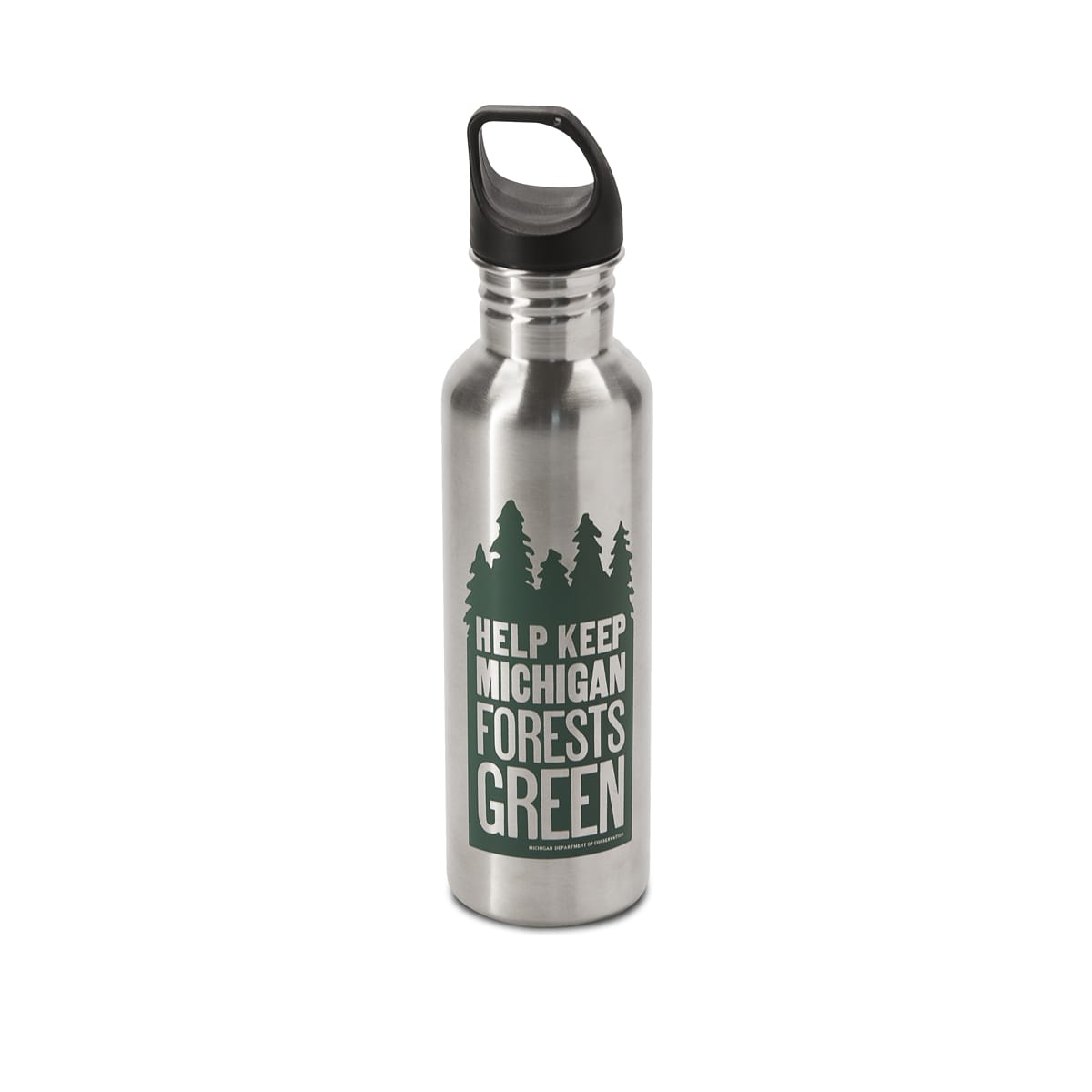 Help Keep Michigan Forests Green