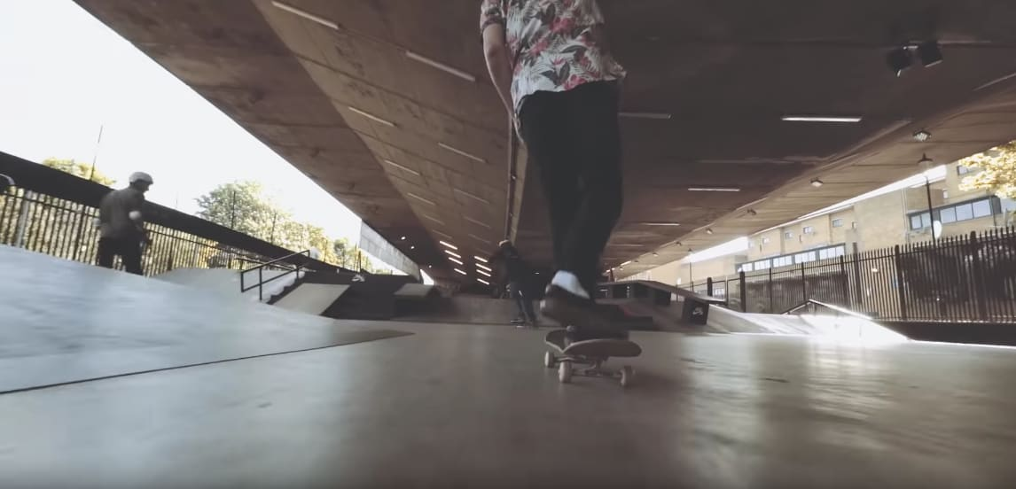 Skateboarding 2015 – Threadbare Stories