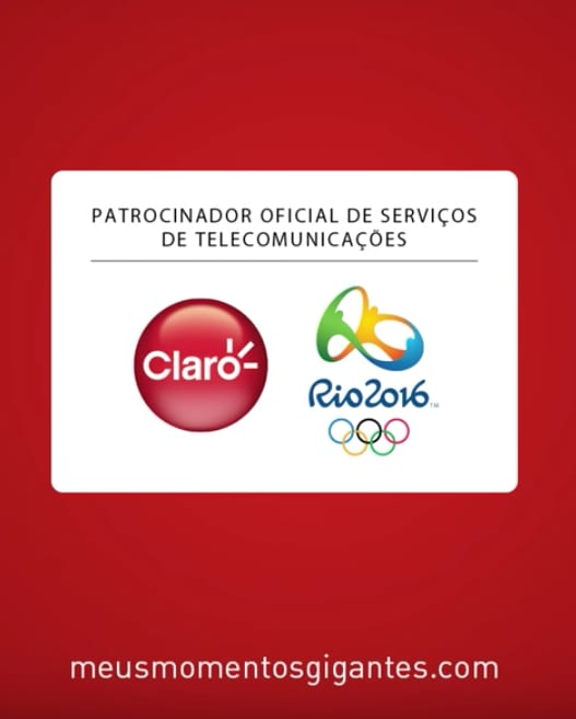GOOGLE + CLARO OLYMPIC MOMENTS