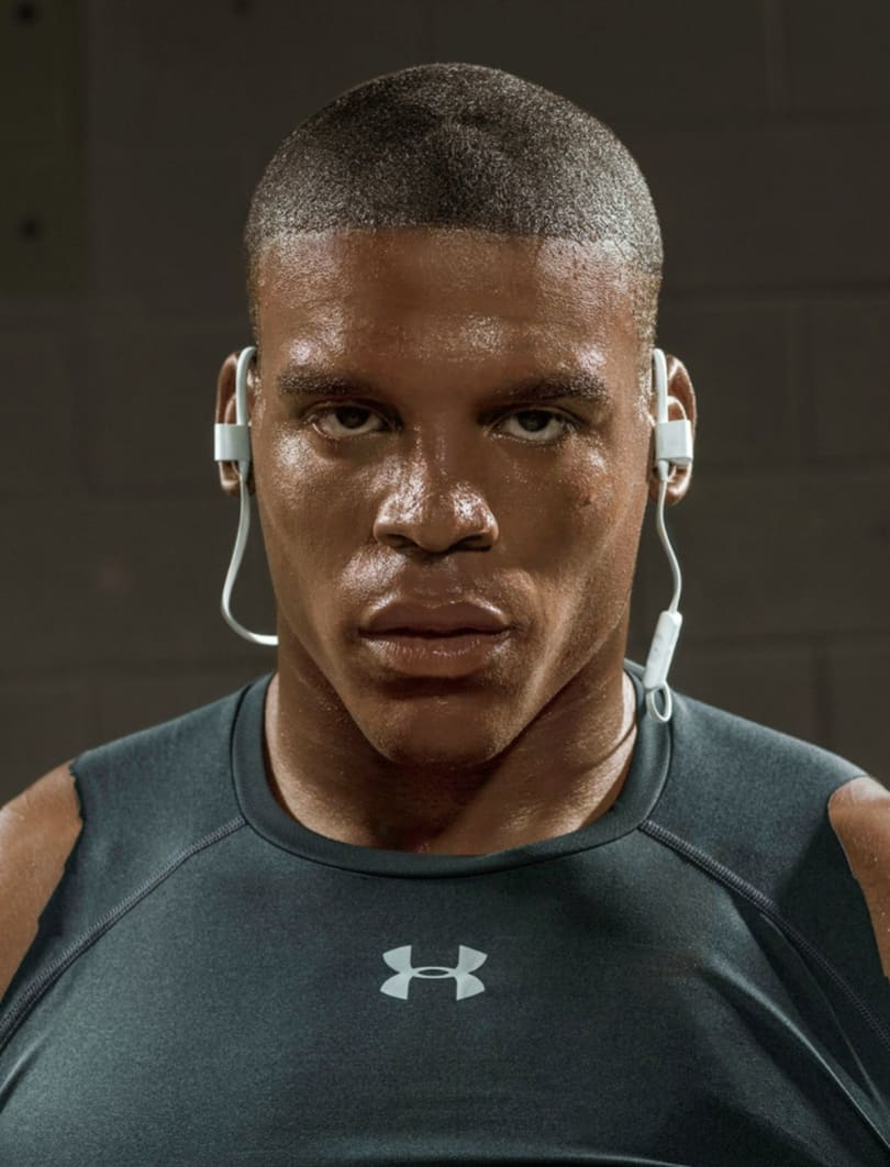 Beats by Dre- Cam Newton - Superbowl