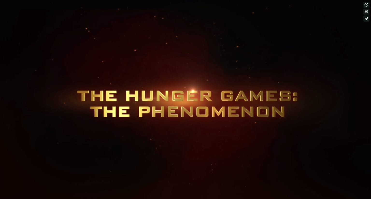 Hunger Games: Mocking Jay Promo