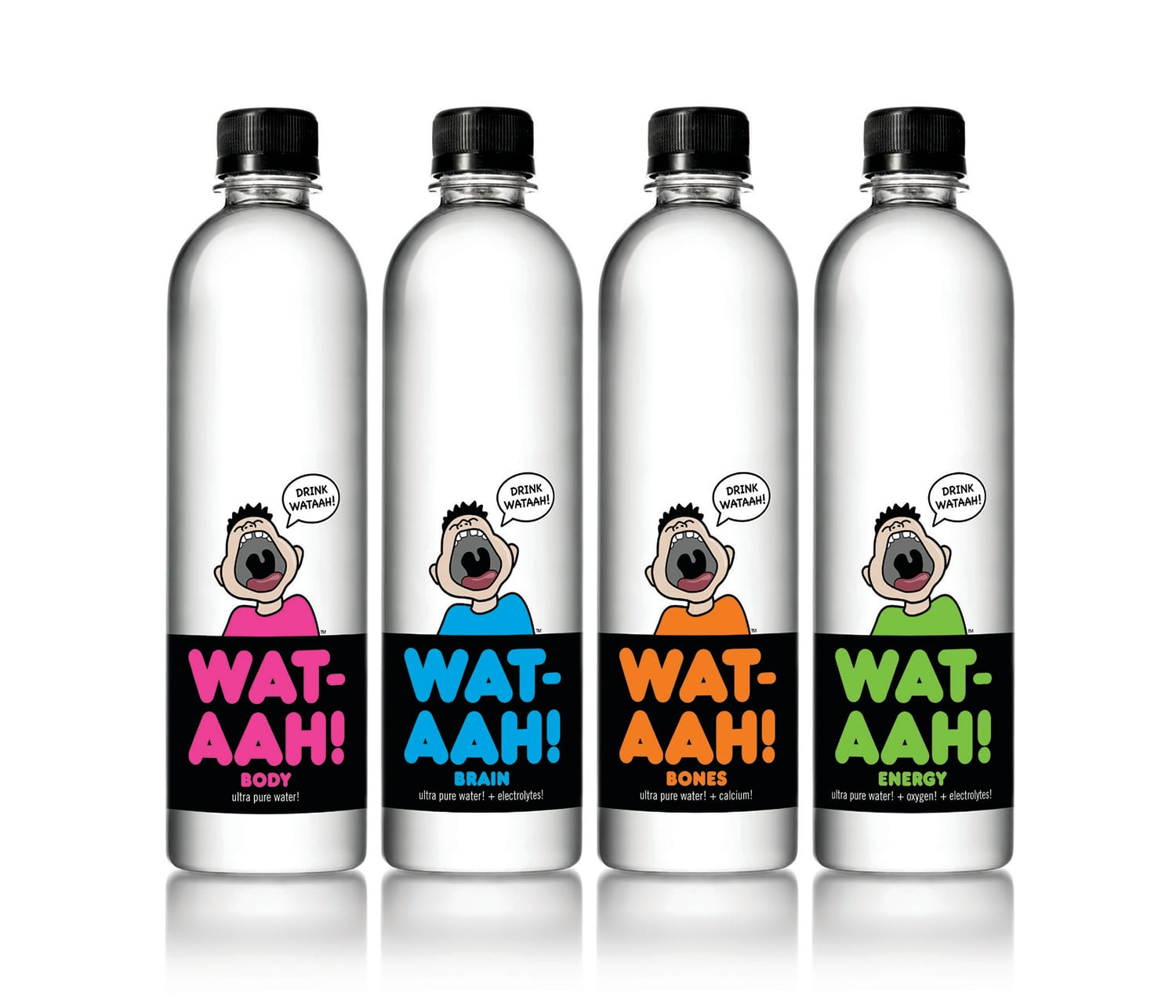 WAT-AAH! Product Launch