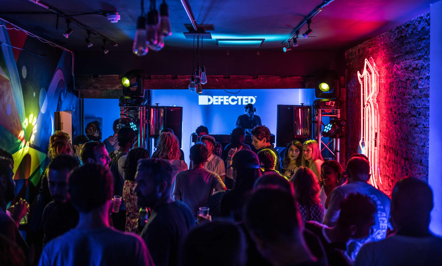 Relentless Energy Drink x Defected Records Partnership Launch Party 2017