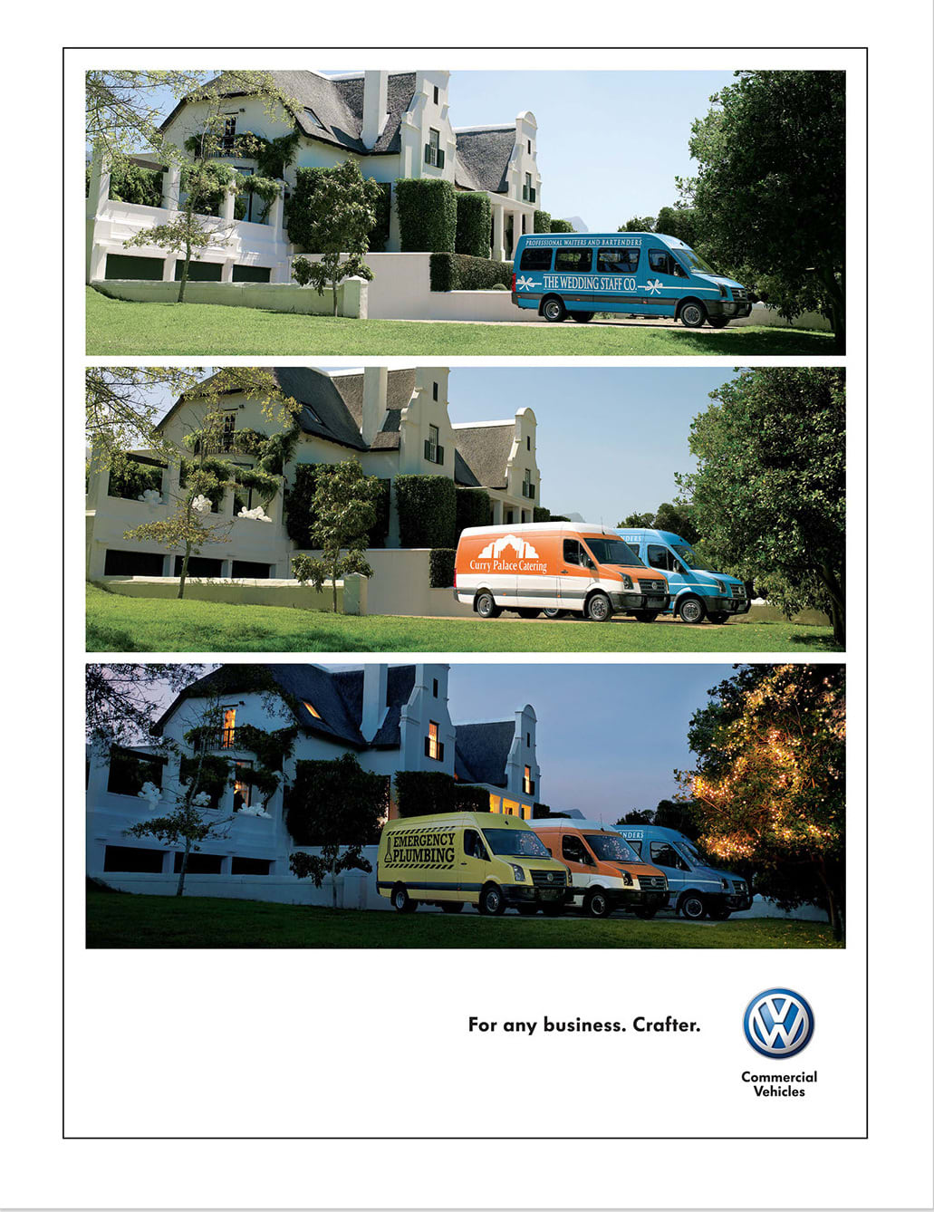Volkswagen - For any Business