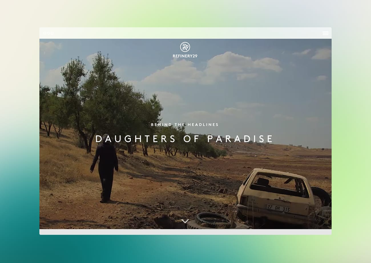 Refinery29 – Daughters of Paradise