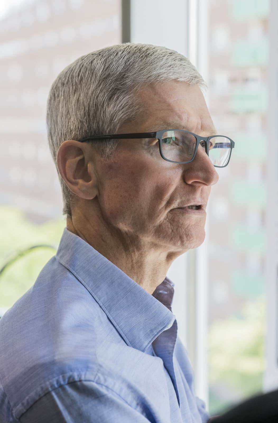 Tim Cook for Technology Review