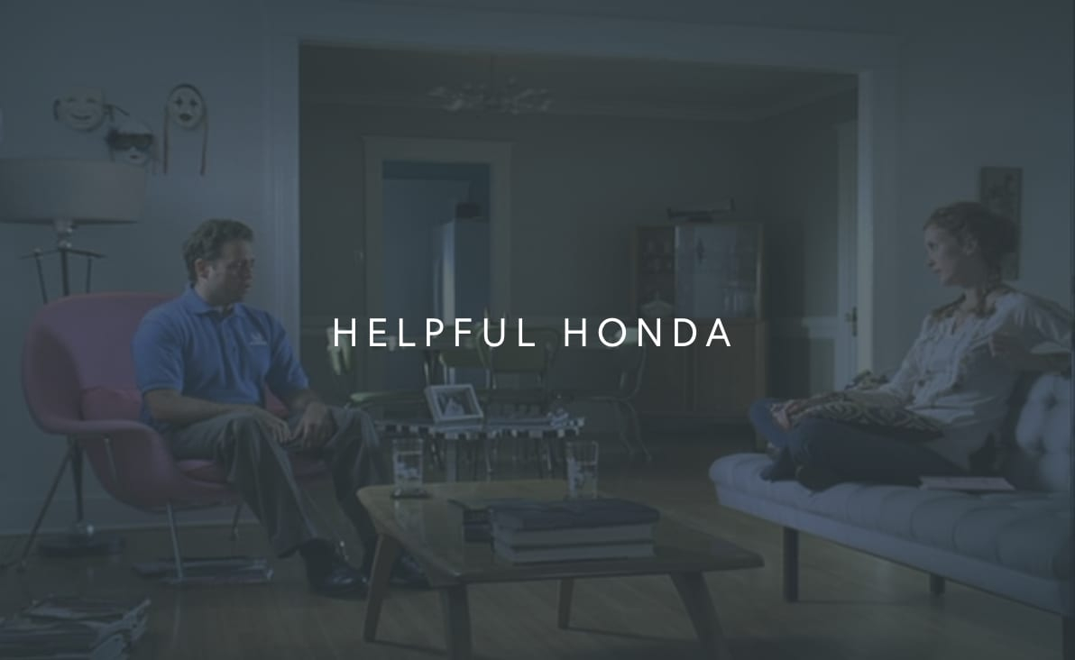 Helpful Honda