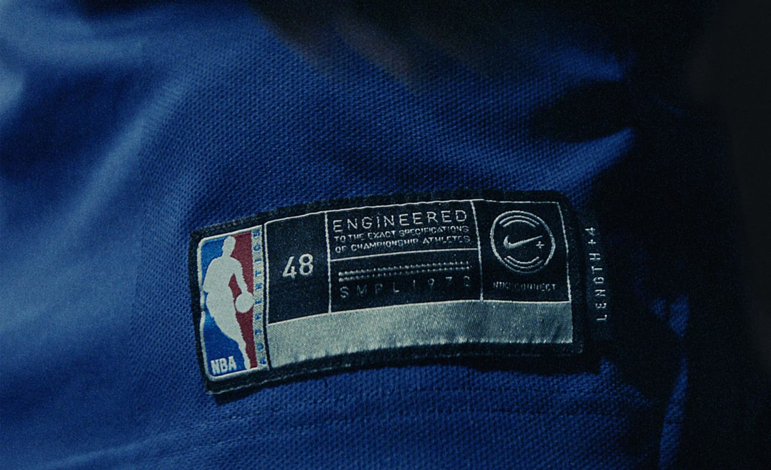Nike x NBA: Connected Jersey