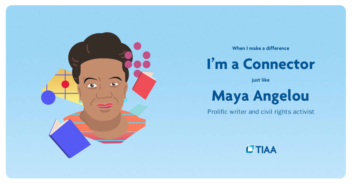 TIAA helps you discover your inner Difference Maker