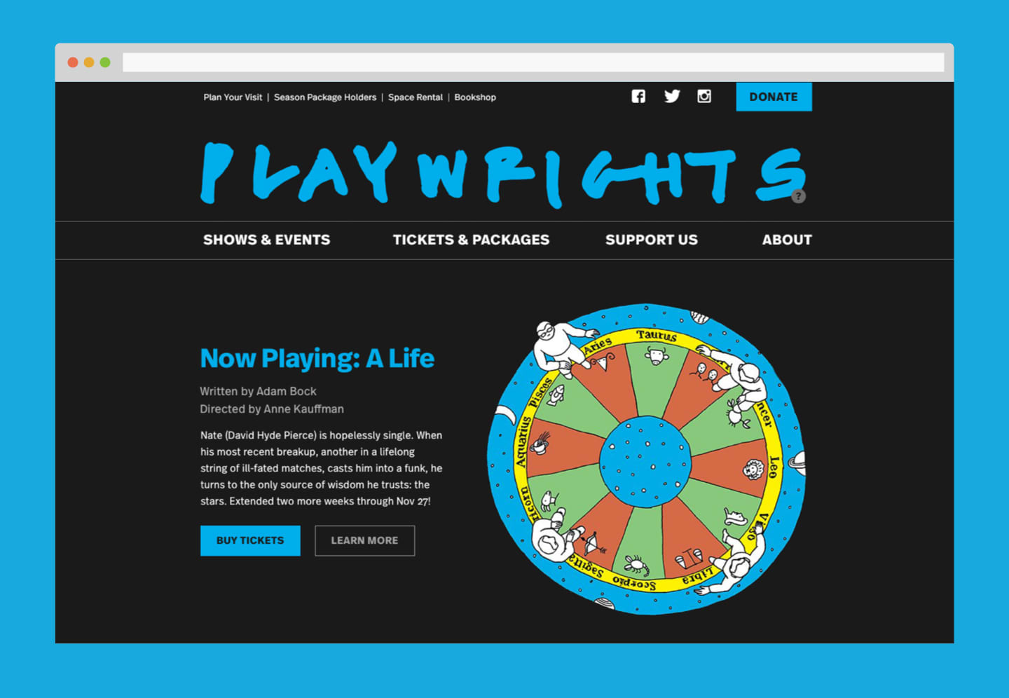 Playwrights Horizons Theatre