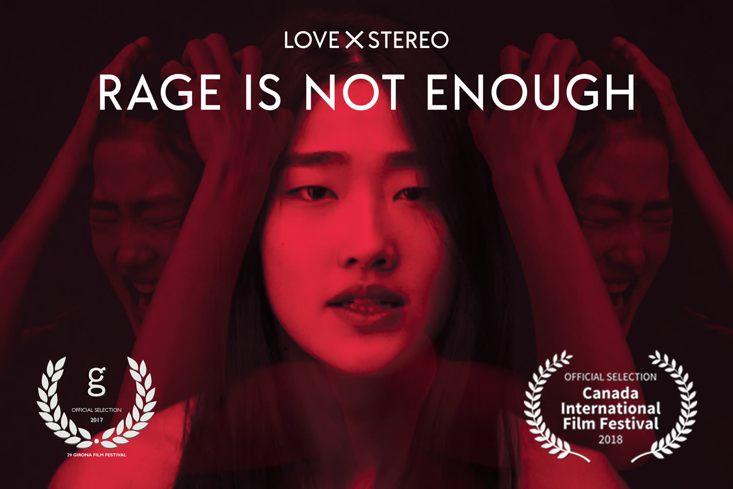 Rage Is Not Enough - Love X Stereo