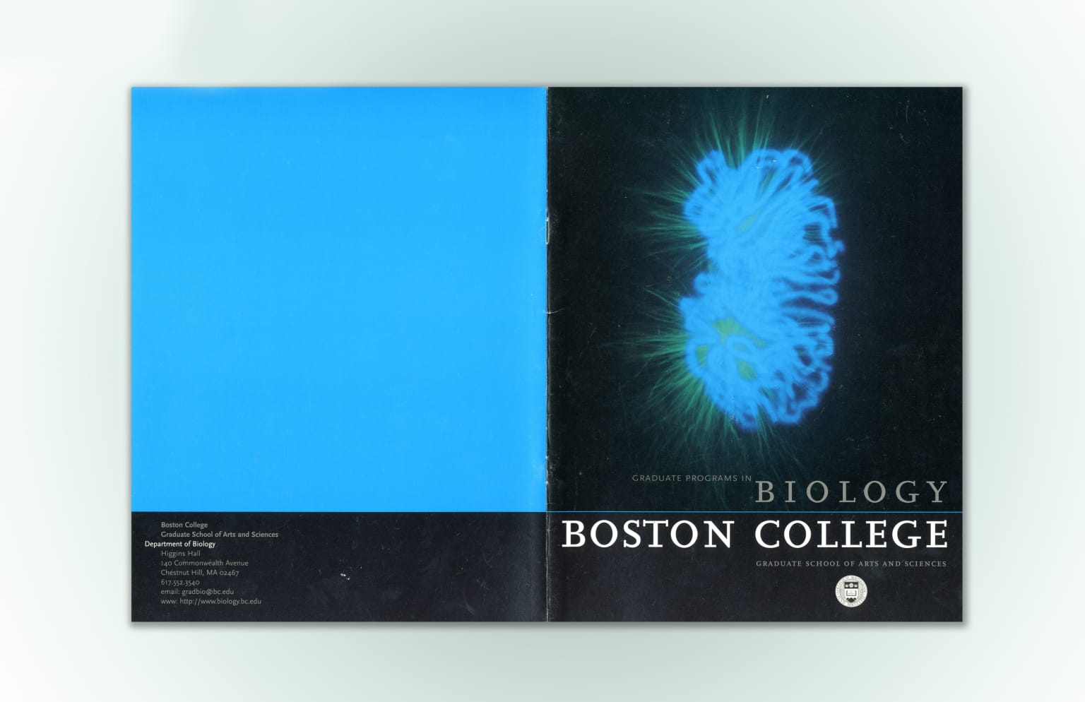 Boston College publications