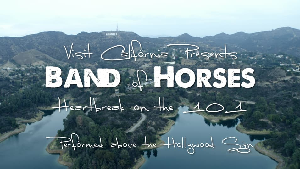 "Band of Horses ""Heartbreak on the 1010"""