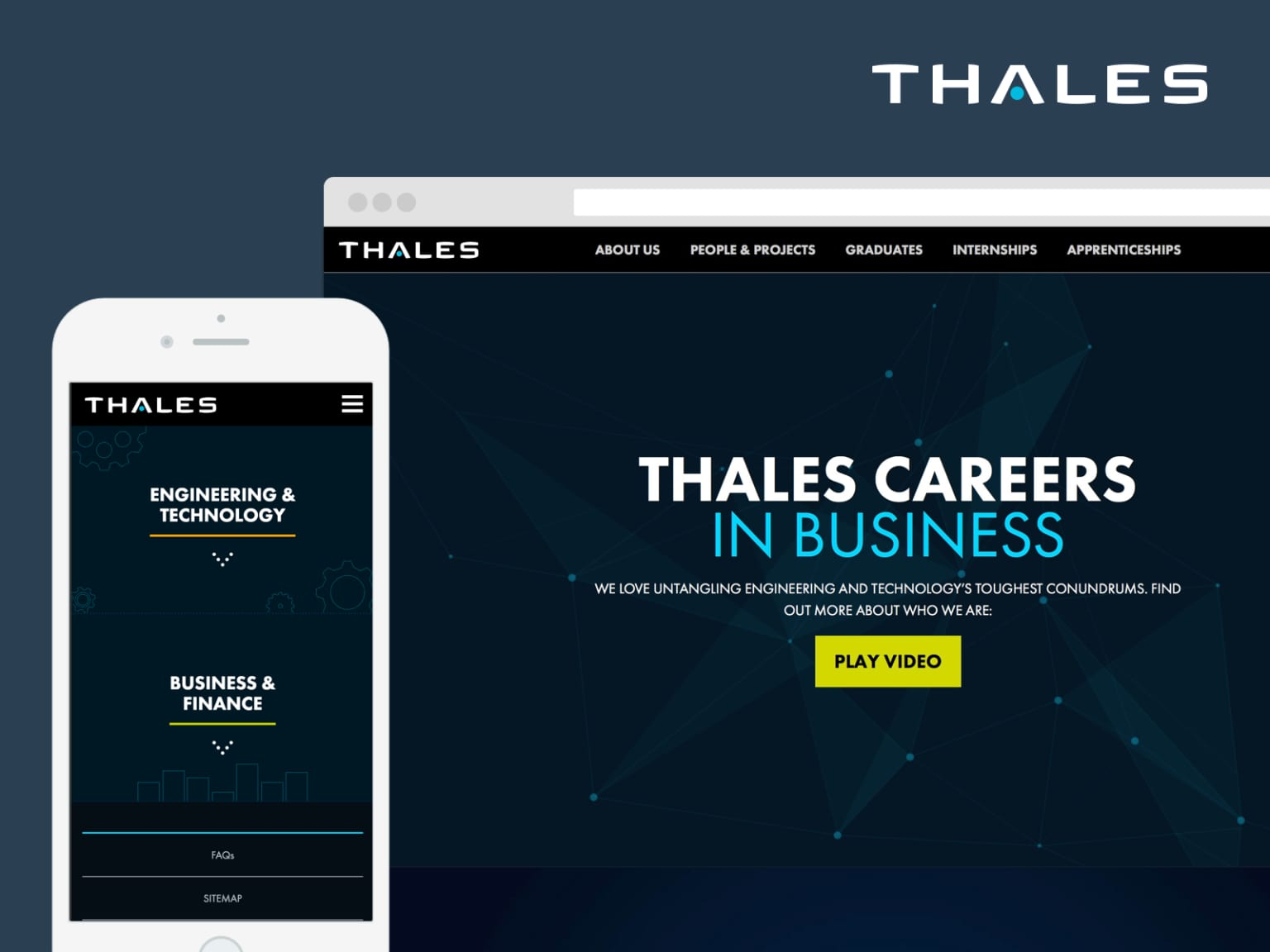 Thales Early Careers