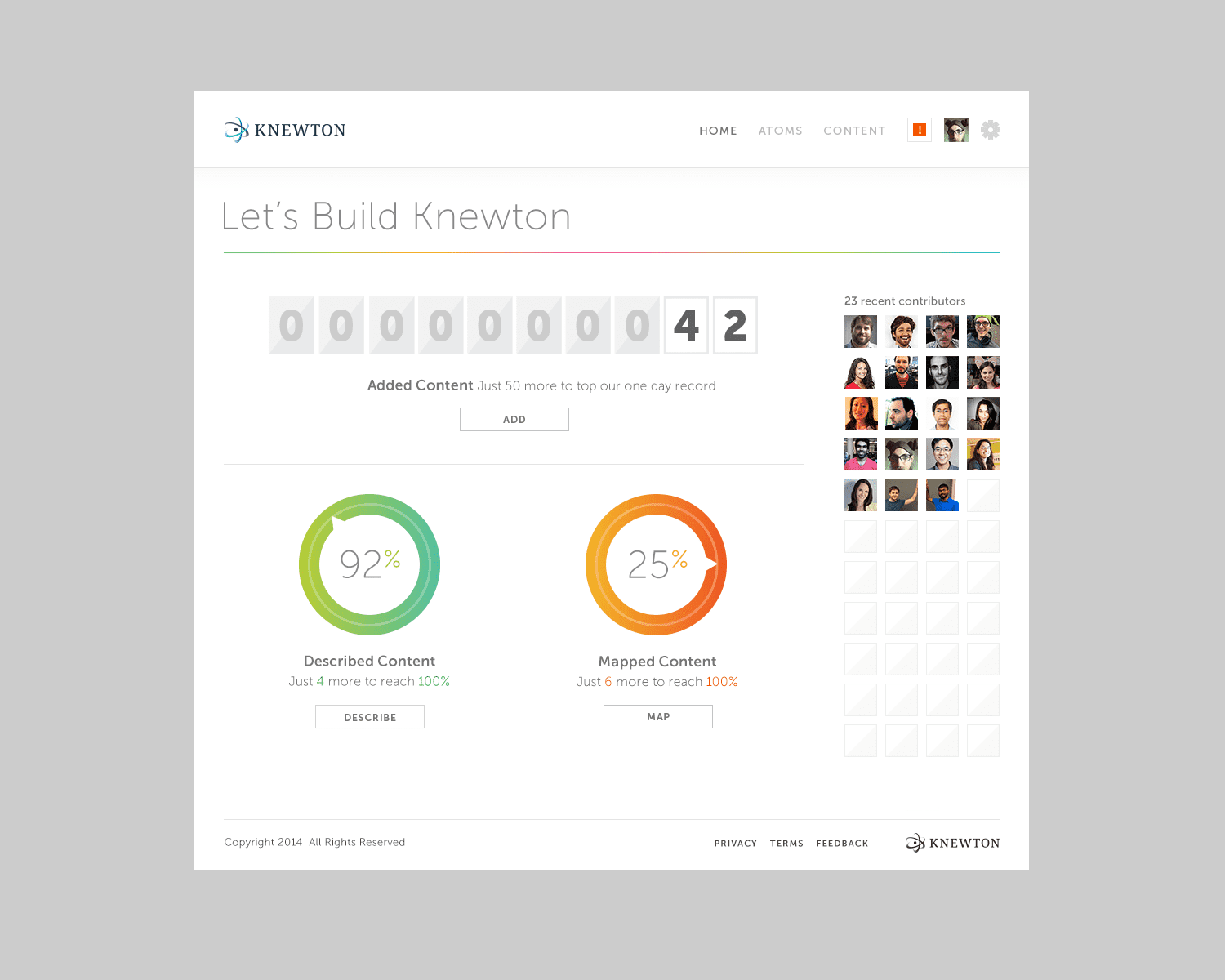 Knewton: Adaptive Learning Consumer Products