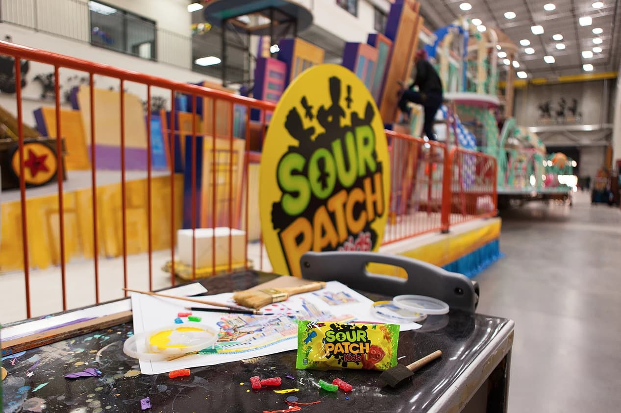 Vayner Media for Sour Patch Kids and Macy's Day Parade