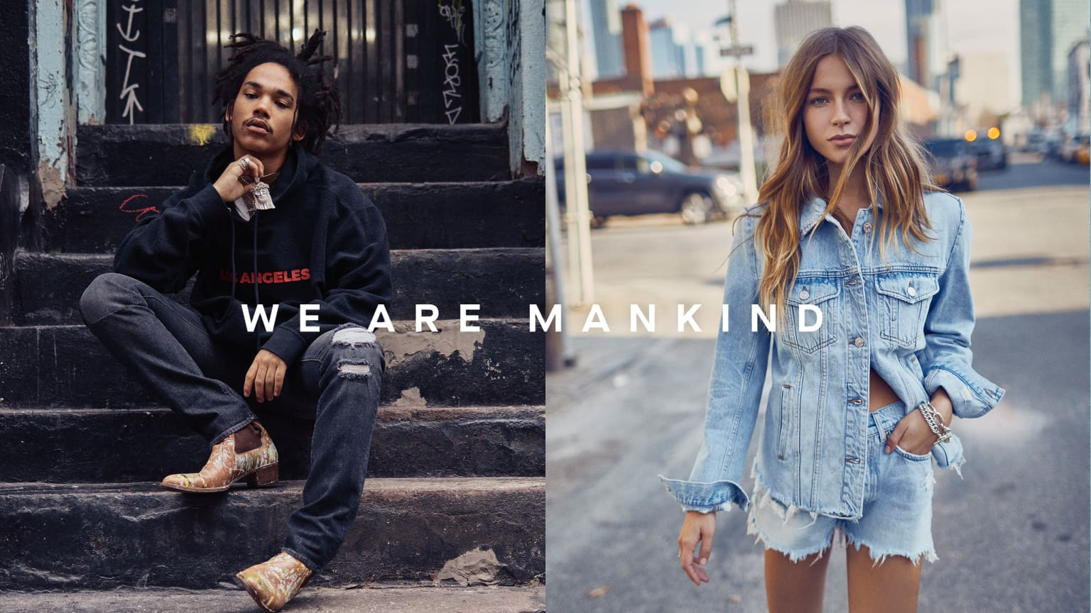 WE ARE MANKIND