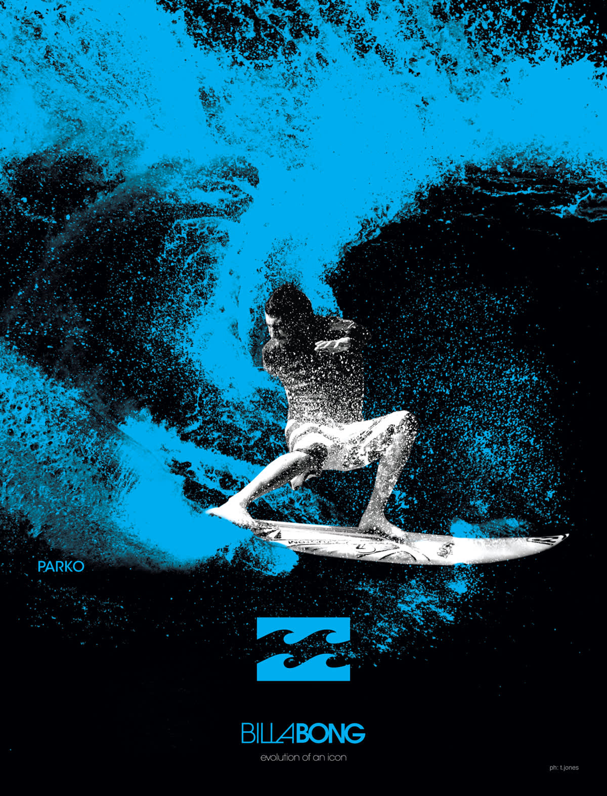 Billabong Evolution of an Icon Campaign