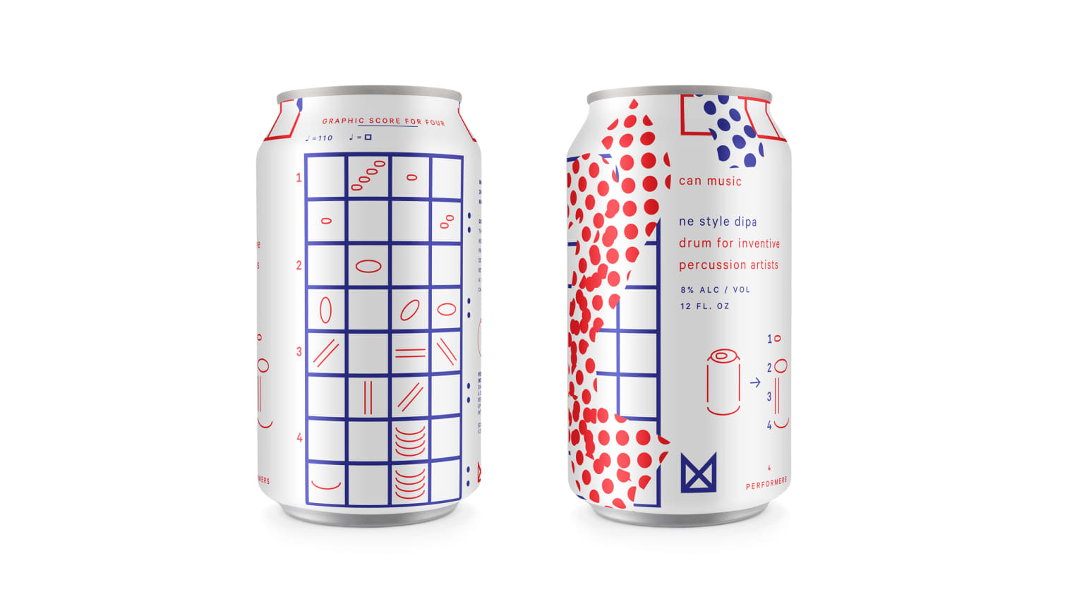 Marz Brewing Cans