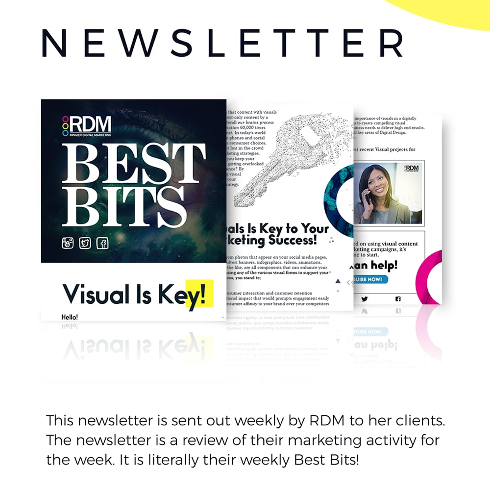 Best Bits Newsletter Project