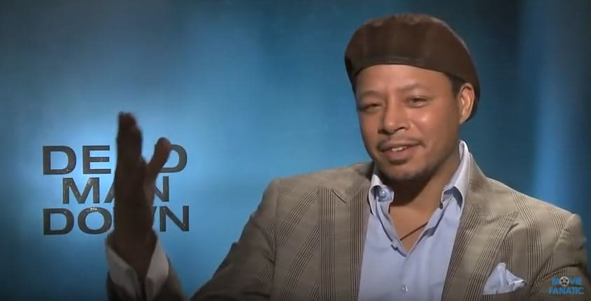 Terrence Howard Video Interview