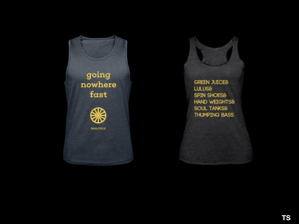 SoulCycle Inspired Copy