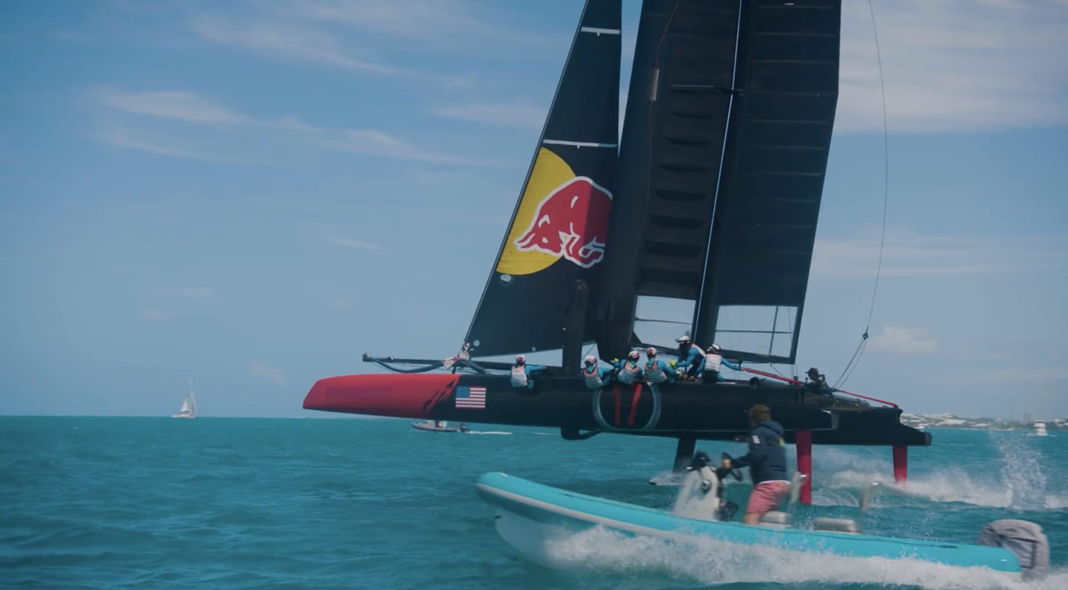 Inhouse: Road to the Red Bull Youth America's Cup