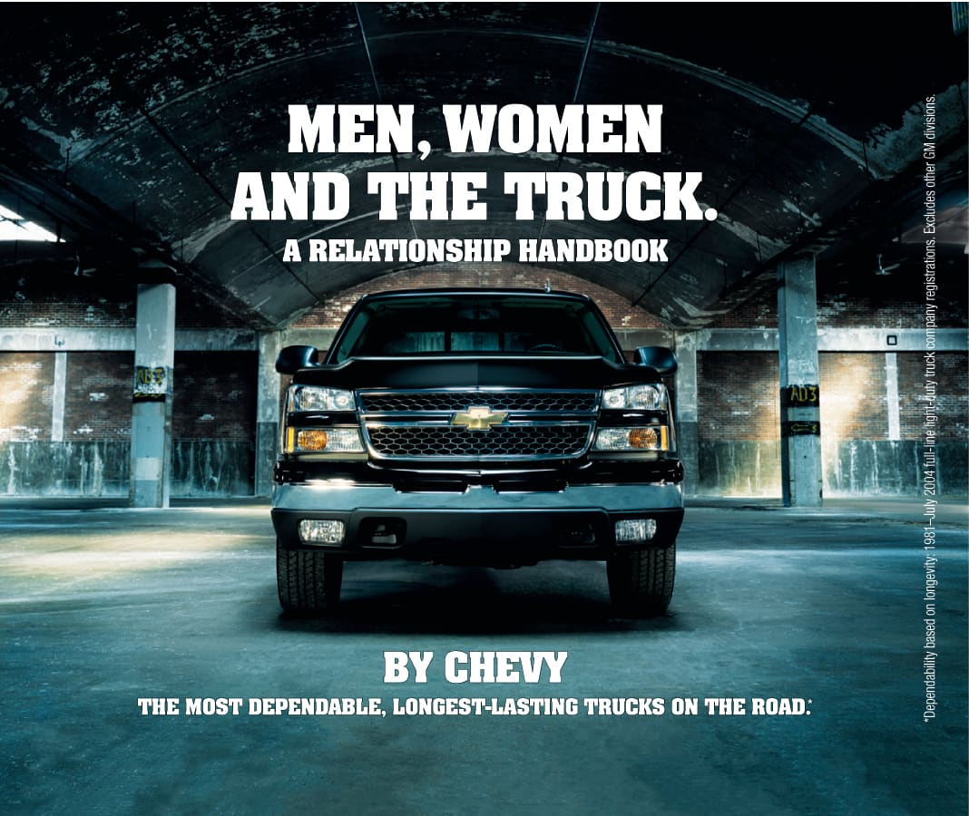 Chevy Silverado-Long Live the Truck