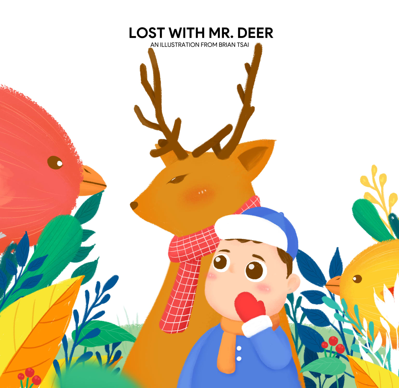 Lost with MR. deer