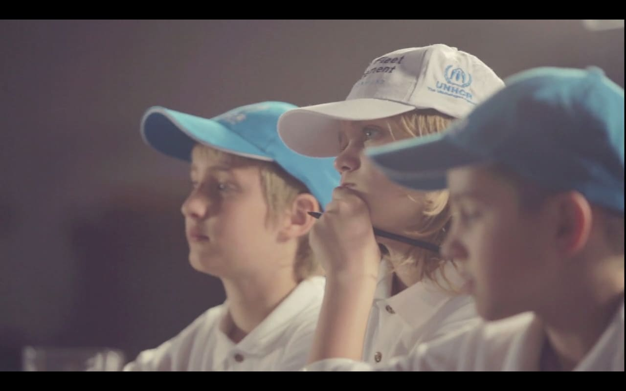 UNHCR :: The driving test :: Commercial