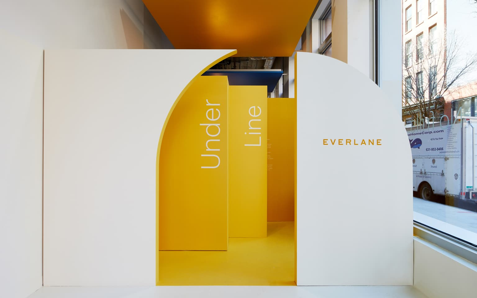 The Under Line for Everlane