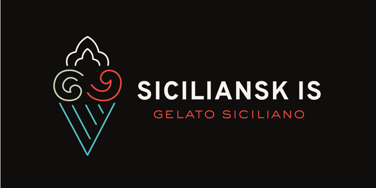 Siciliansk Is Rebrand