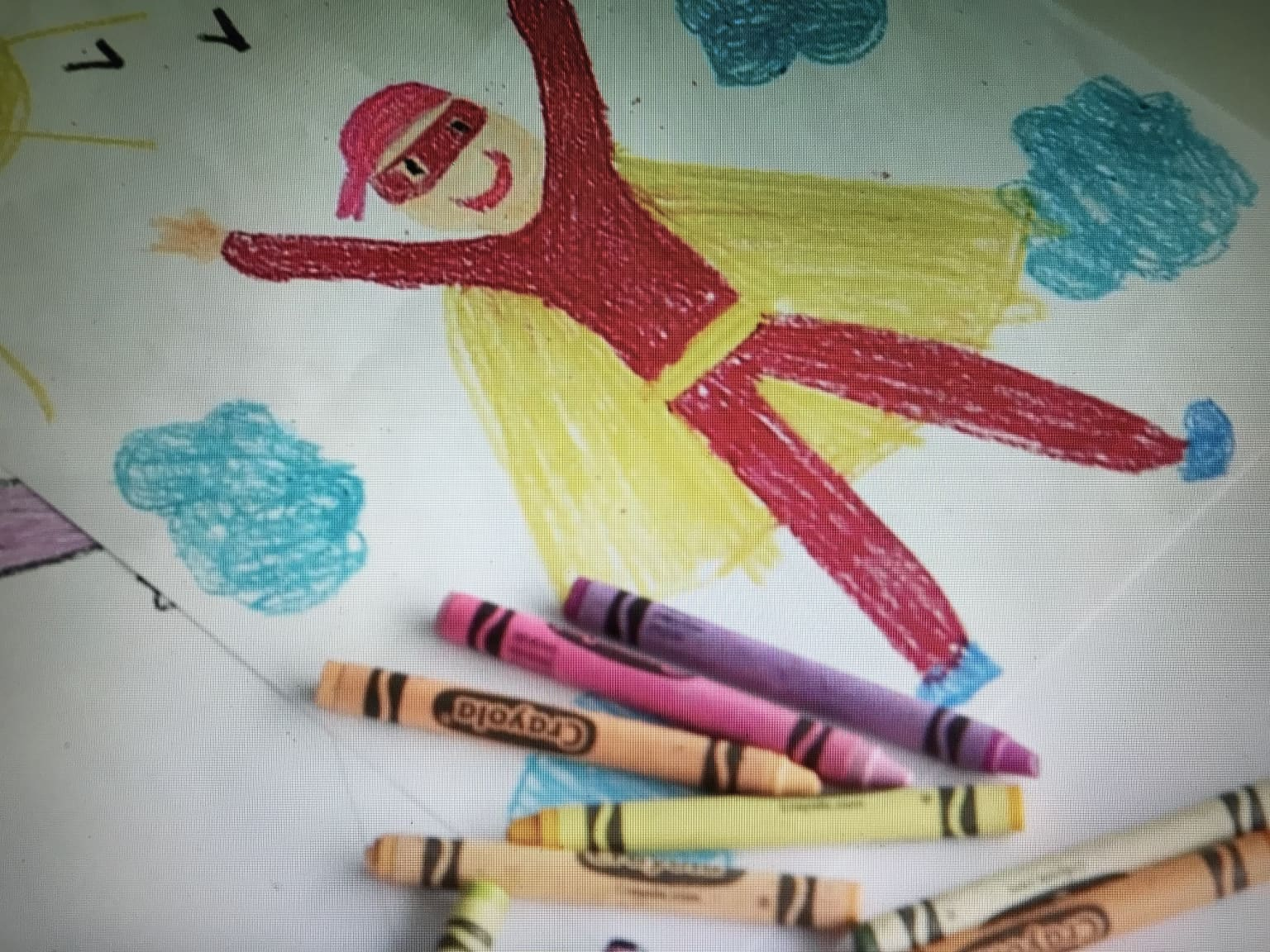 """Crayola """"Say It Colorfully"""""""