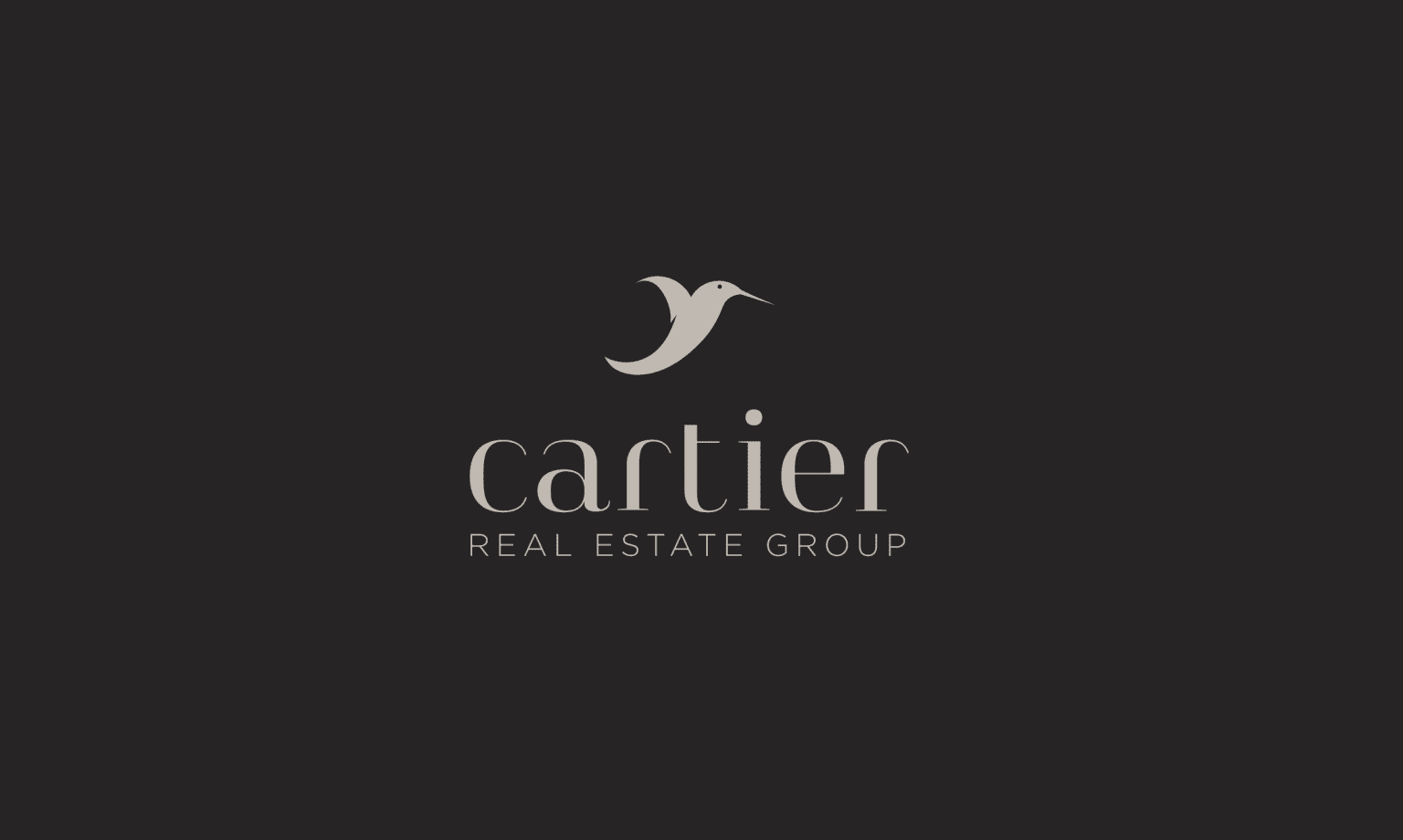 Cartier Real Estate Group Brand Identity