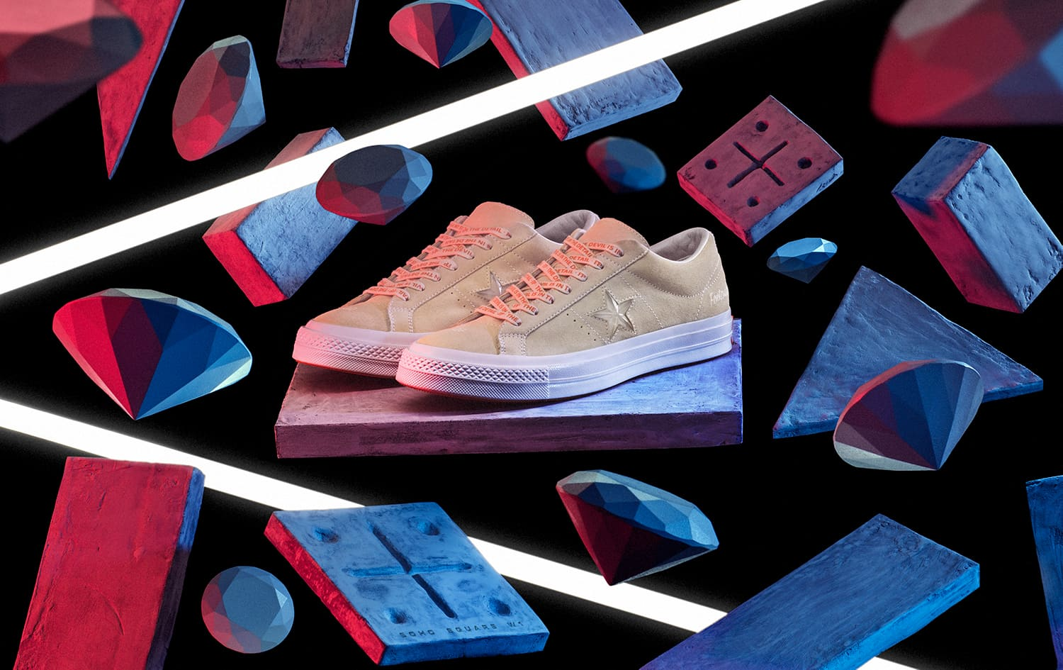 Converse One Star Collaborations