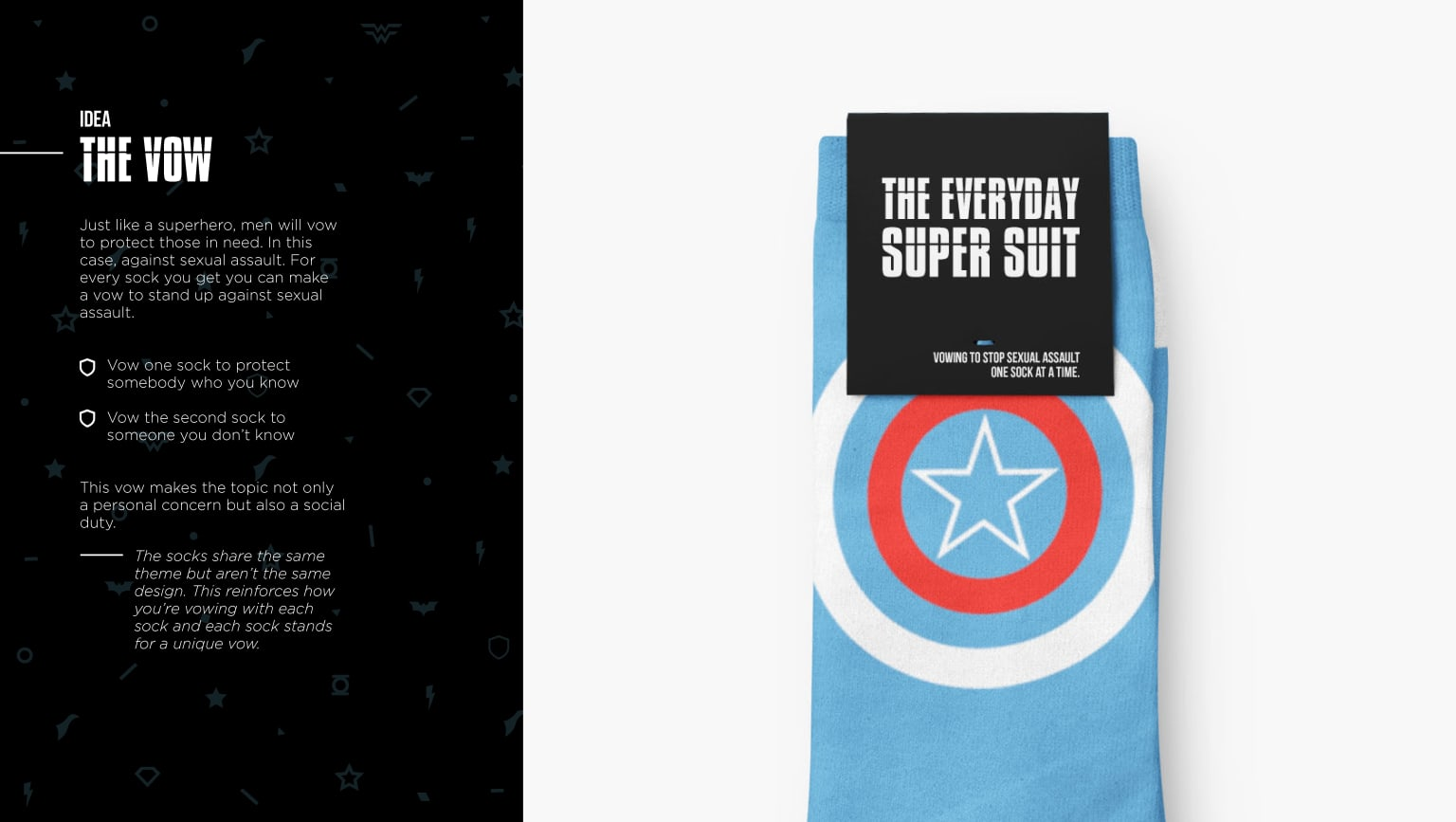 Marvel & DC The Everyday Supersuit