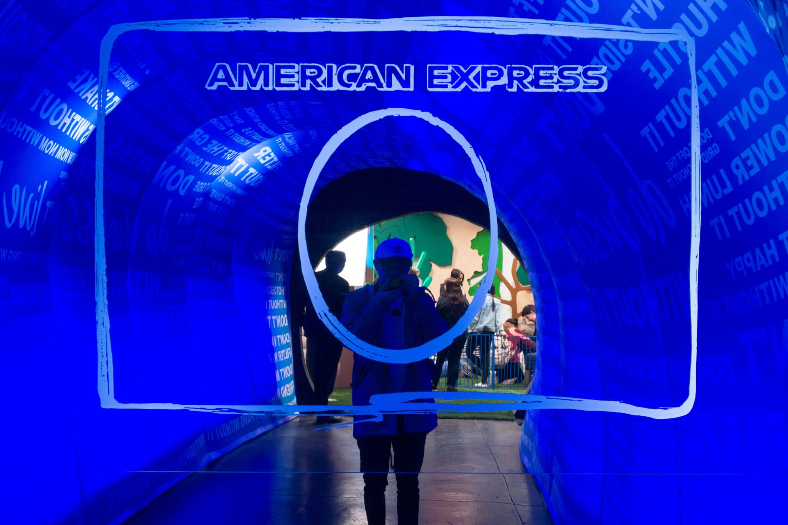 American Express Experience