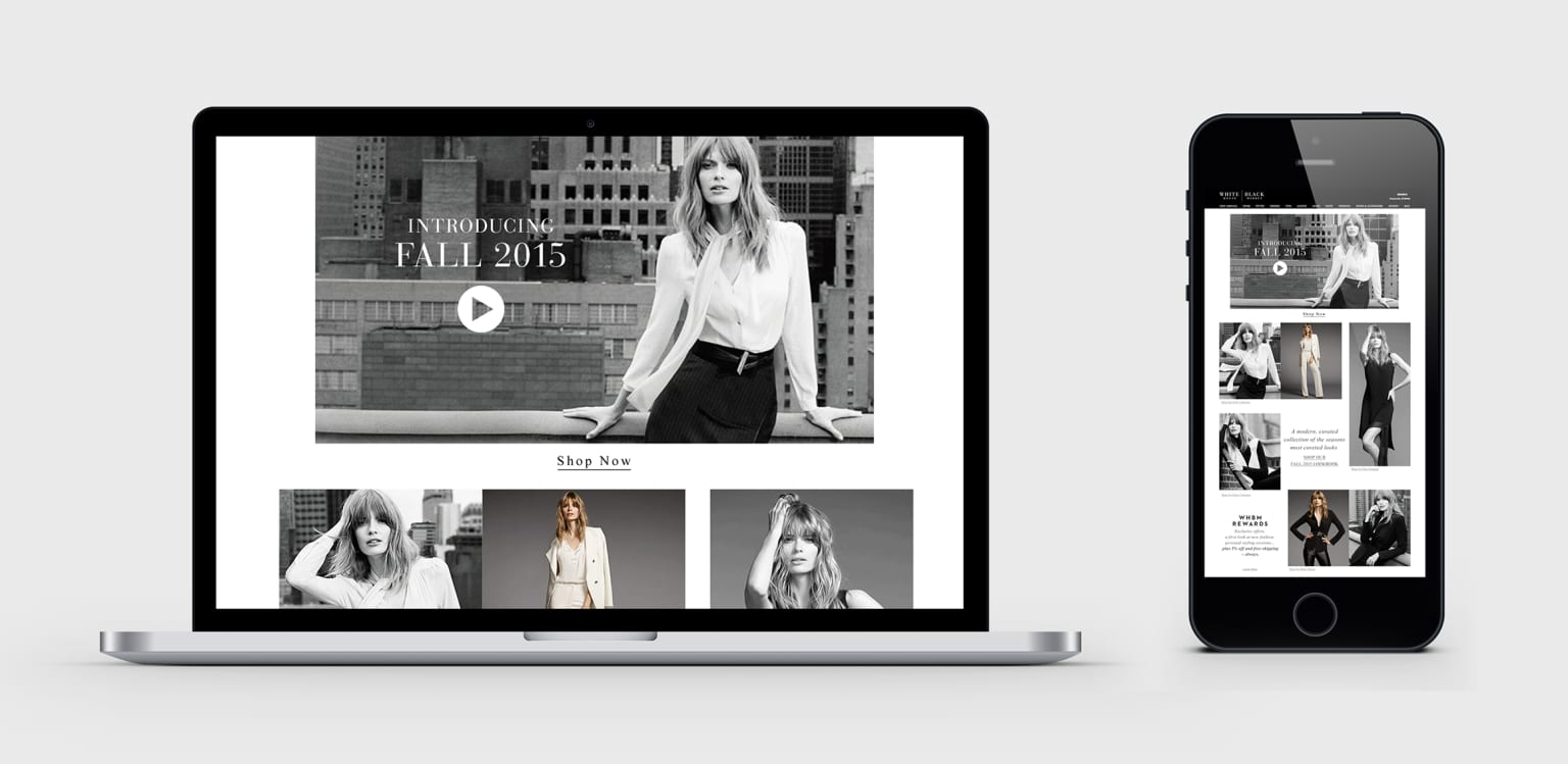 Curated. Coveted. WHBM Rebrand Launch