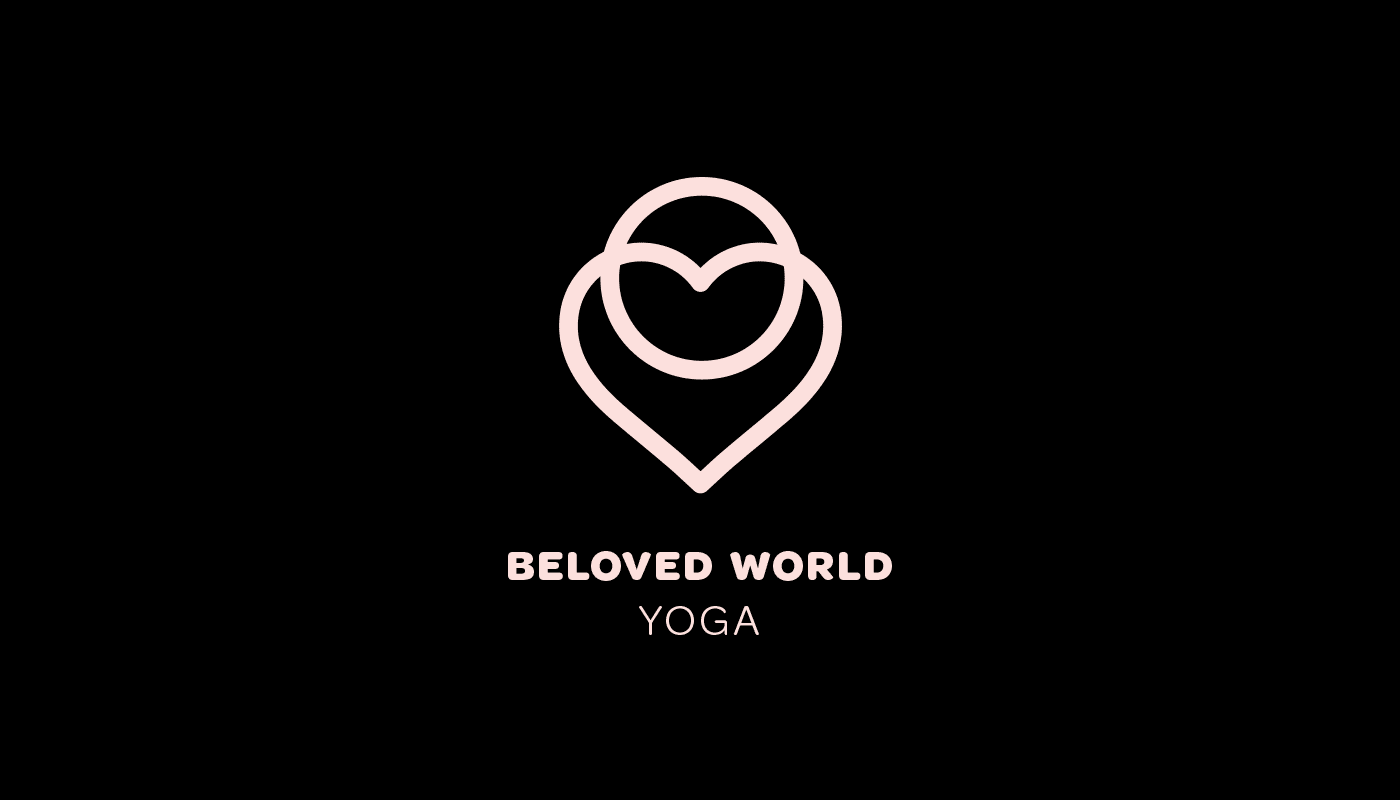 Beloved World Yoga Brand Identity
