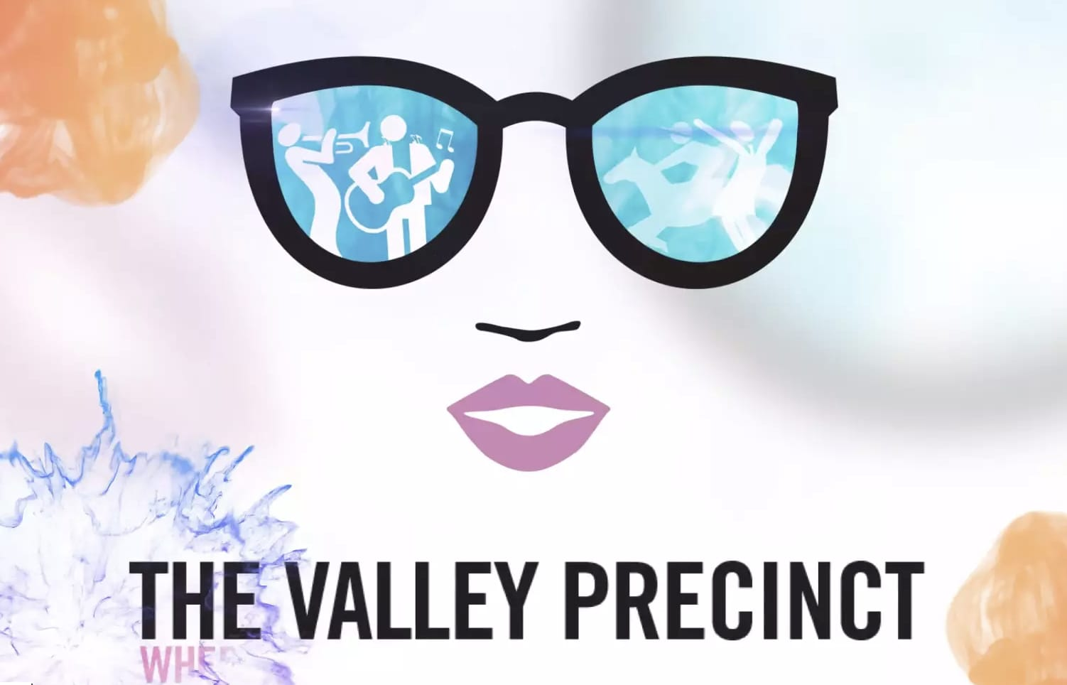 The Valley Precinct Motion Graphics sequence