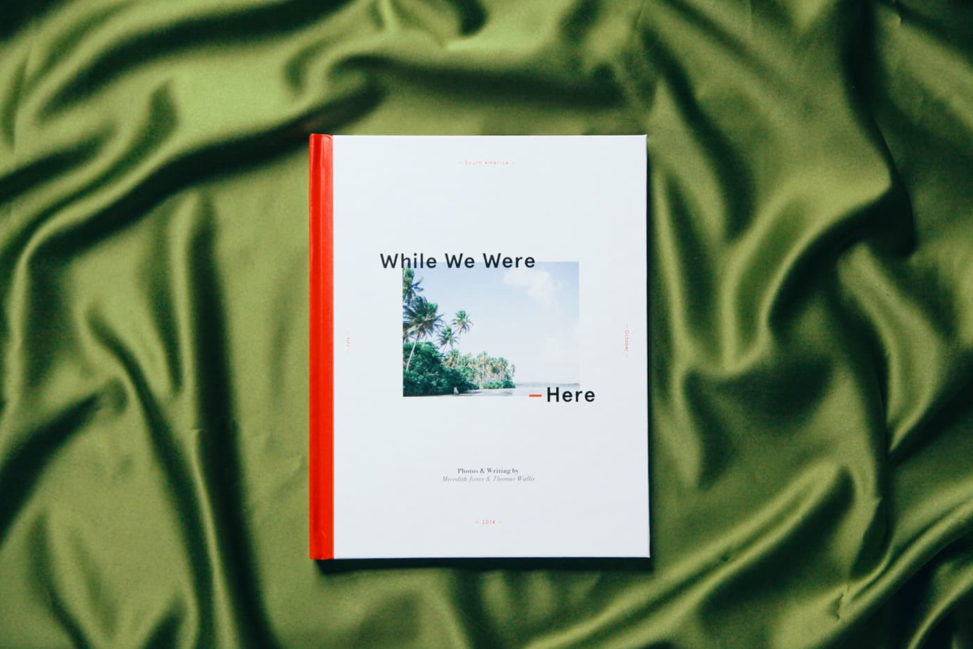 While We Were Here – Book