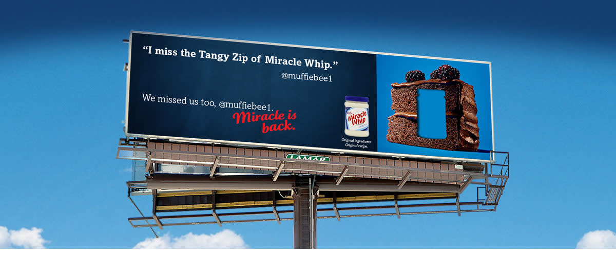 Miracle (Whip) is Back