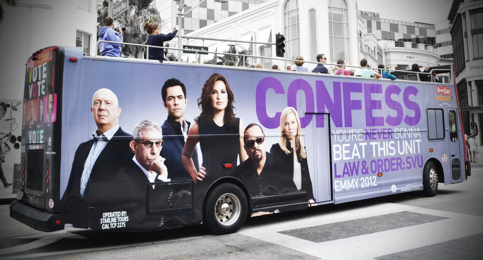 """NBC EMMY'S """"FOR YOUR CONSIDERATION."""""""