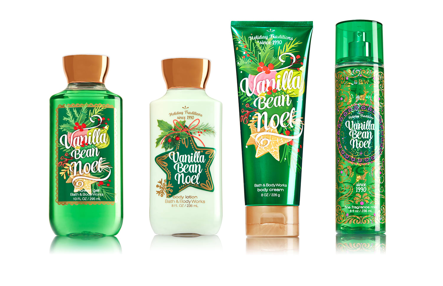 Bath & Body Works - Holiday Traditions