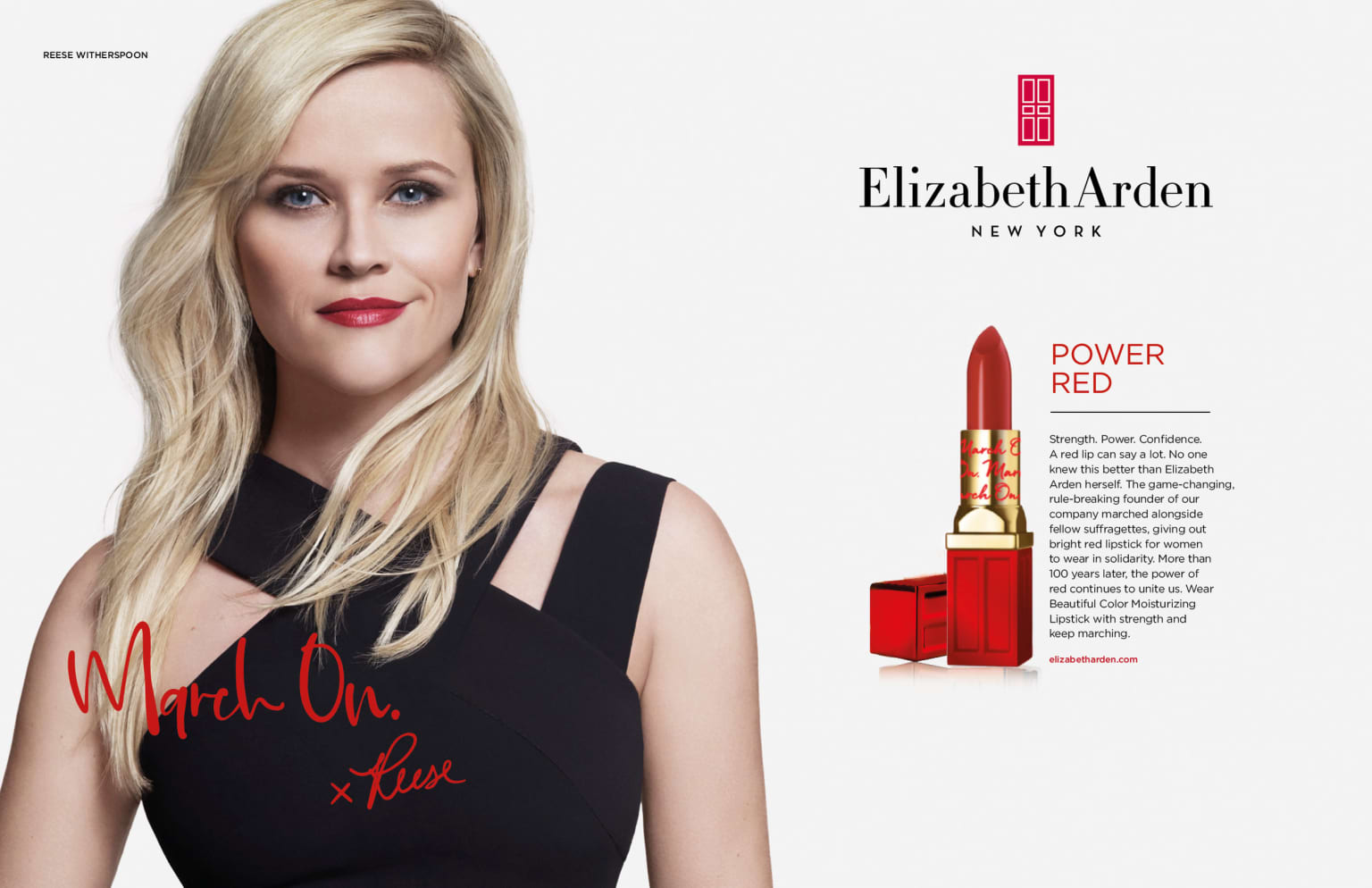 Elizabeth Arden ft. Reese Witherspoon